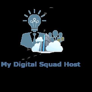 My Digital Squad  Webhost